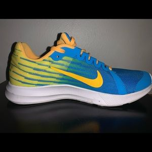 Nike downshifted 8